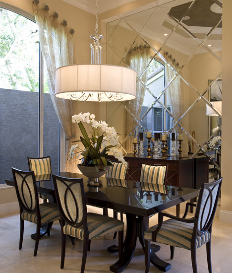 Dining Room Mirror: Antique Mirrors