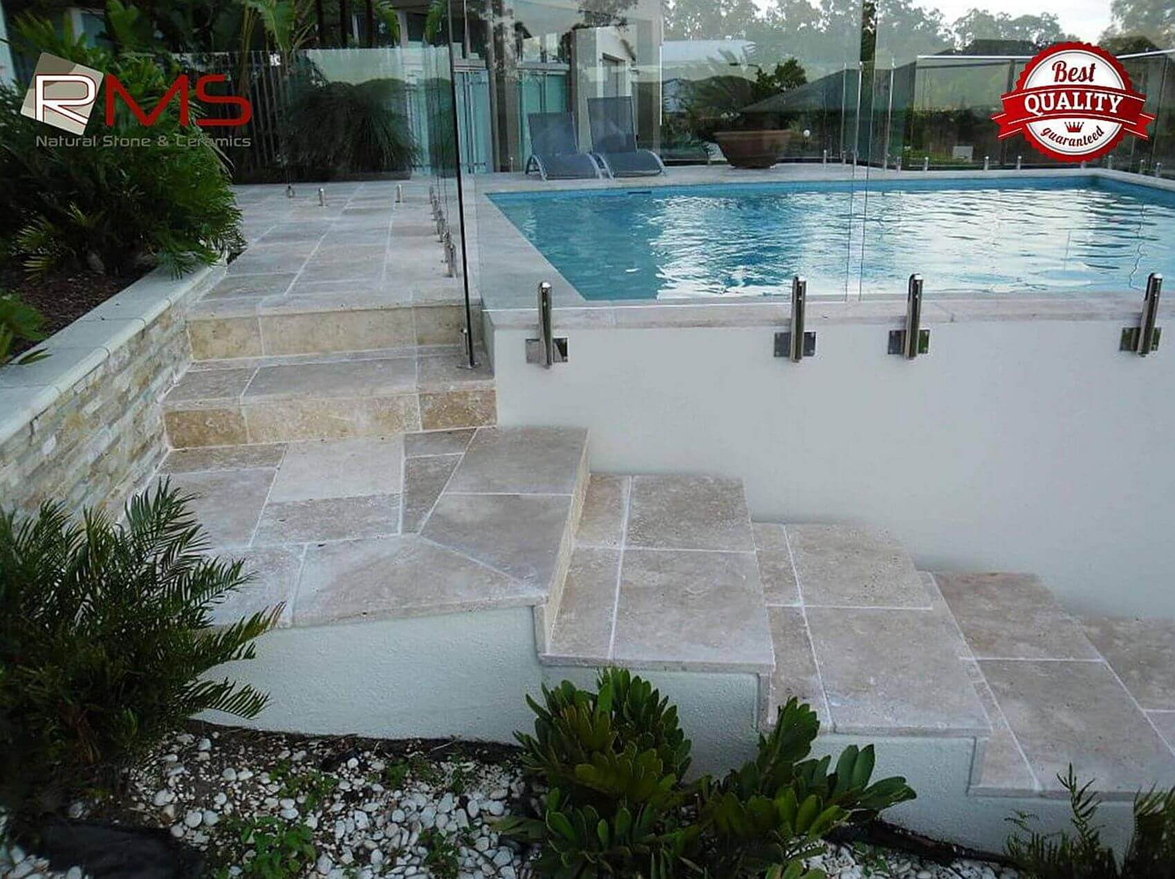 Pool Projects - RMS Marble
