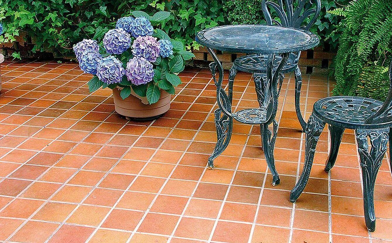 Terracotta Tiles Best Quality Unrivaled Warmth And Richness In Colour