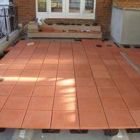 Terracotta Paving